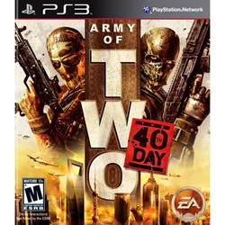 Game Army Of Two: The 40th Day - PS3