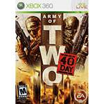Game Army Of Two: The 40th Day - X360