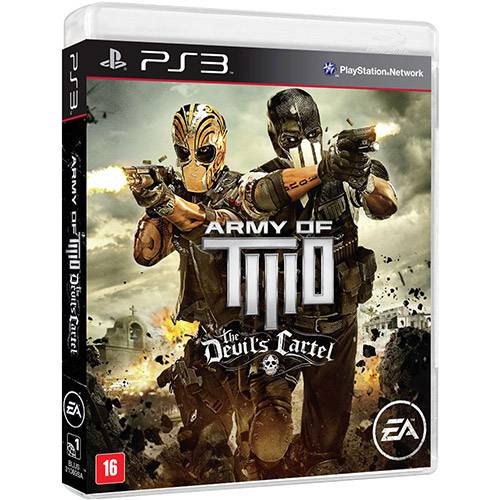Game Army Of Two: The Devil's Cartel - PS3