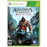 Game Assassin's Creed IV: Black Flag - XBOX 360