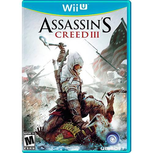 Game - Assassins Creed 3 - Wii U