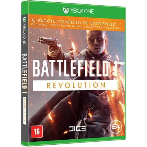Game Battlefield 1 Revolutions para Xbox One