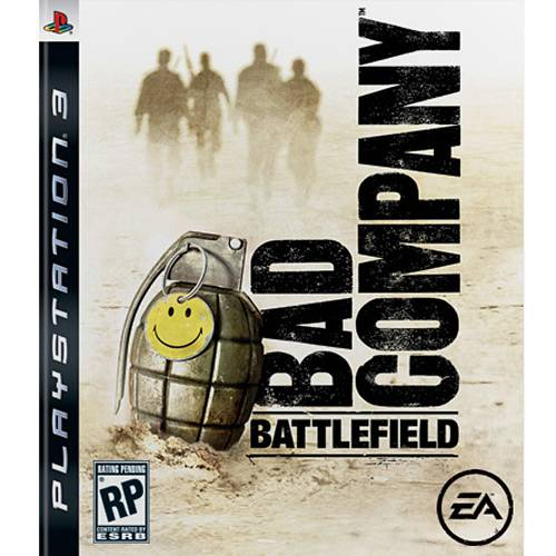 Game Battlefield Bad Company PS3