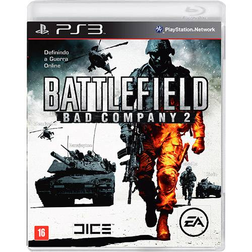 Game Battlefield: Bad Company 2 - PS3