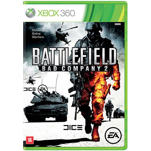 Game Battlefield: Bad Company 2 - X360