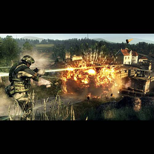 Game Battlefield Bad Company 2 - X360