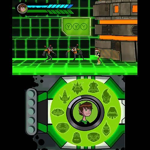Game Ben 10 Omniverse - DS