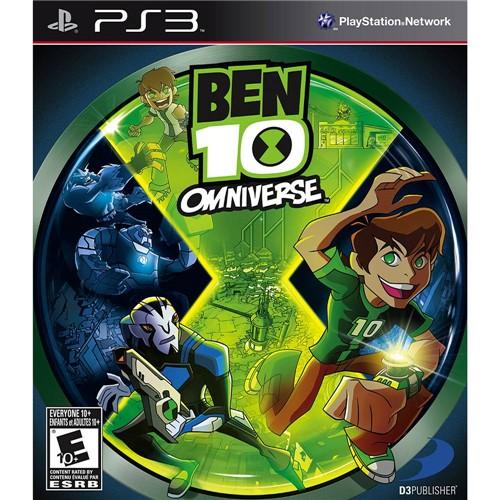 Game Ben 10 Omniverse - PS3