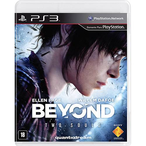 Game - Beyond: Two Souls - PS3
