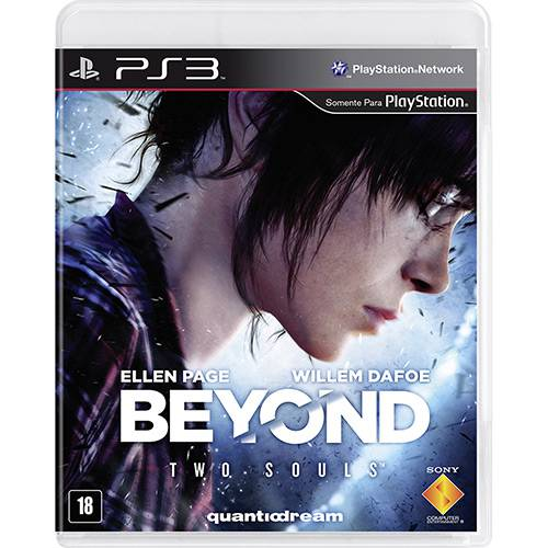 Game Beyond: Two Souls - PS3