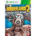 Game - Borderlands 2 Goty - XBox 360