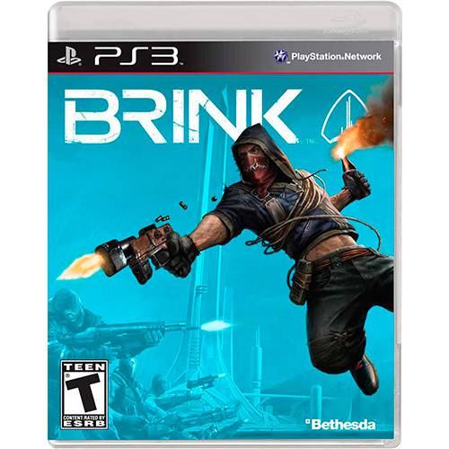 Game - Brink - Playstation 3