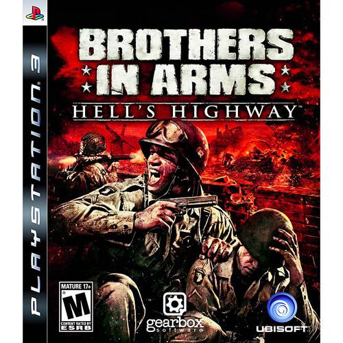 Game Brothers In Arms: Hell's Highway PS3