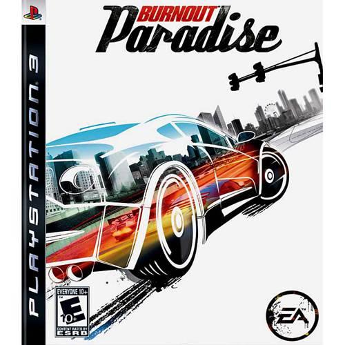 Game Burnout Paradise PS3