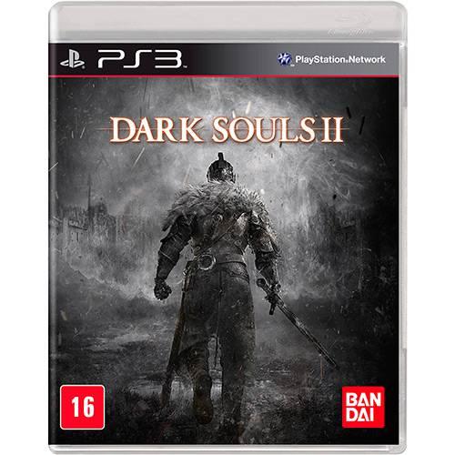 Game - Dark Souls II - PS3