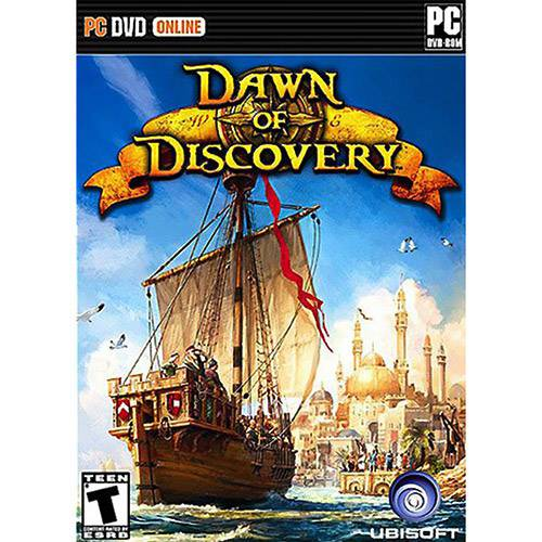 Game Dawn Of Discovery - PC