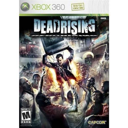 Game Dead Rising - Xbox 360