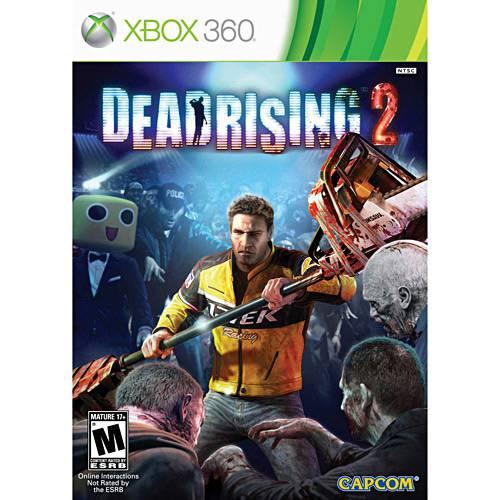Game Dead Rising 2 - XBOX 360