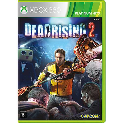 Game - Dead Rising 2 - XBOX 360