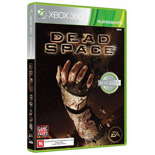 Game Dead Space - XBOX 360