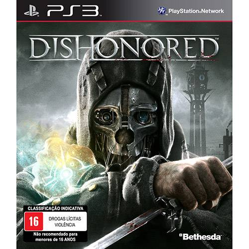Game Dishonored - PS3