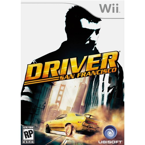 Game Driver: San Francisco - Wii