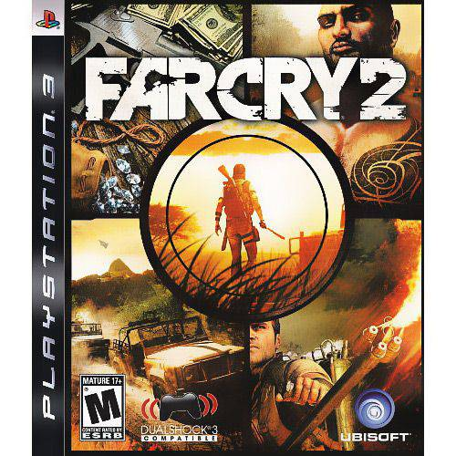 Game Far Cry 2 PS3