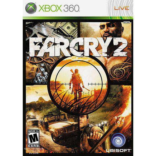 Game Far Cry 2 Xbox 360