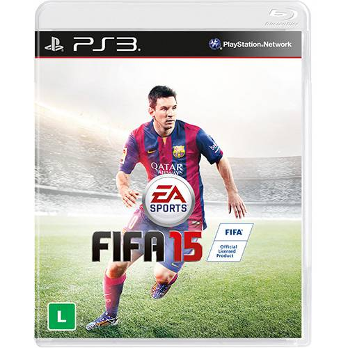 Game FIFA 15 - PS3