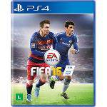 Game - FIFA 16 - PS4