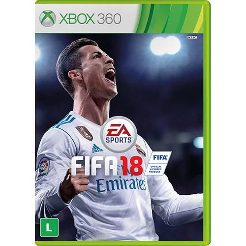 Game FIFA 18 - Xbox 360