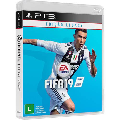 Game FIFA 19 - PS3