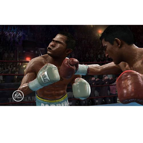 Game Fight Night Round 4 PS3