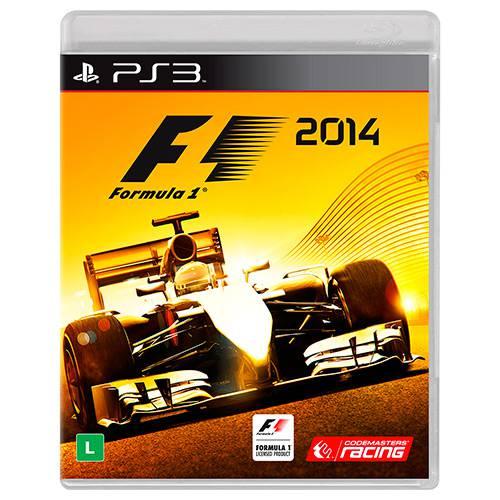 Game - Formula 1: 2014 - PS3