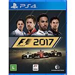 Game Fórmula 1 2017 - PS4