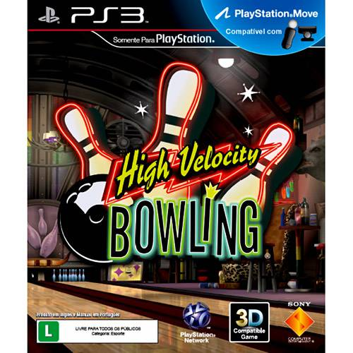 Game High Velocity Bowling - PS3