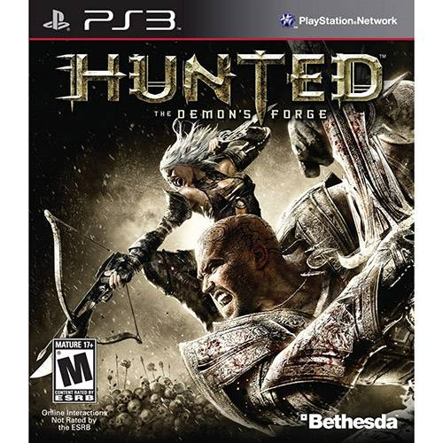 Game Hunted: The Demon's Forge - PS3