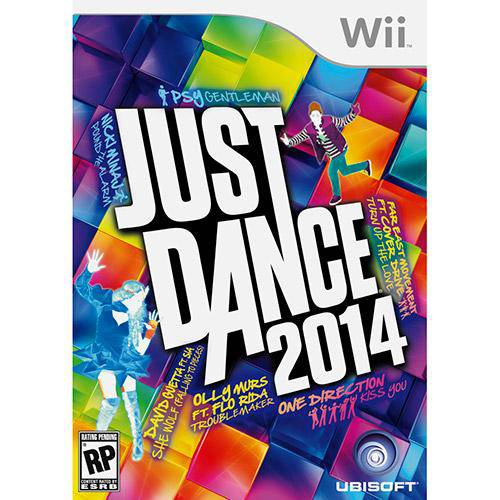 Game Just Dance 2014 Wii Ubi