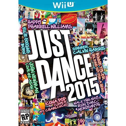 Game Just Dance 2015 - Wii U