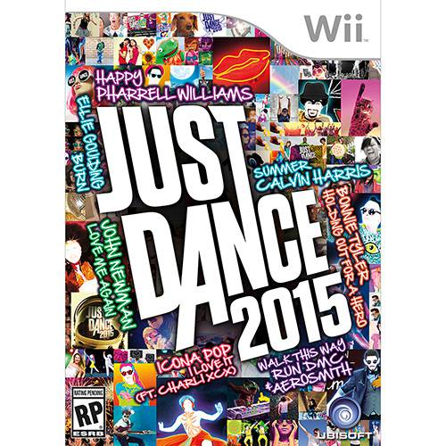 Game Just Dance 2015 - Wii