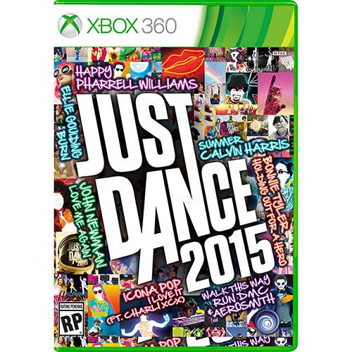 Game Just Dance 2015 - XBOX 360