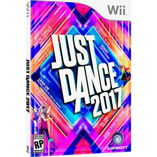 Game Just Dance 2017 - Wii
