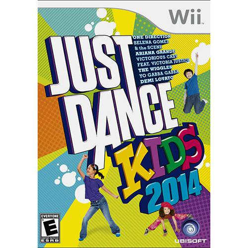 Game Just Dance - Kids 2014 - Wii