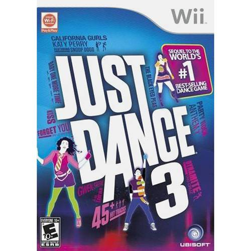 Game Just Dance 3 - Wii