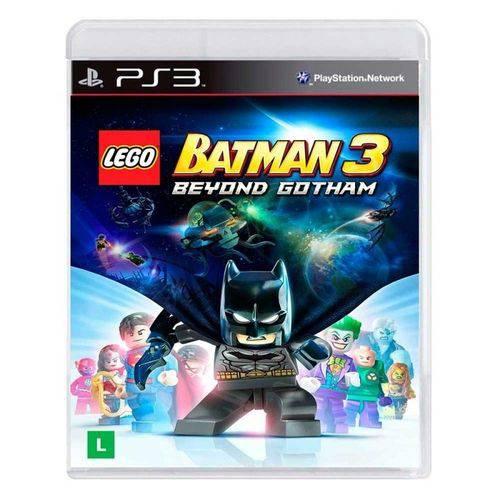 Game Lego Batman 3 (Versão em Português) - PS3
