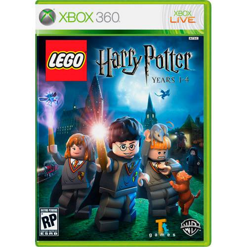 Game Lego Harry Potter - X360
