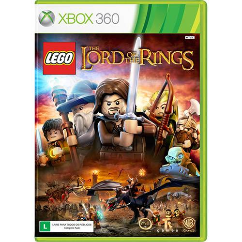 Game Lego Lord Of The Rings - Xbox 360