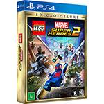 Game - Lego Marvel Super Heroes Deluxe - PS4
