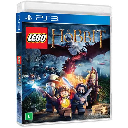 Game Lego o Hobbit BR - PS3