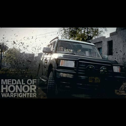 Game Medal Of Honor: Warfighter - EdIção Limitada - PS3
